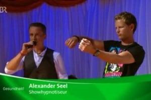 Alexander Seel bei Gesundheit im Bayerischen Fernsehen