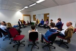 Blitzhypnose Seminar in einer Kleingruppe - Alexander Seel Hypnose